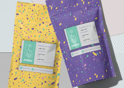 Packaging Design for JOHNSU