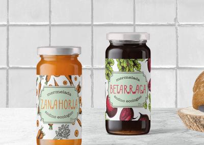 Packaging Design for Cooperativa Agraria Huandoy